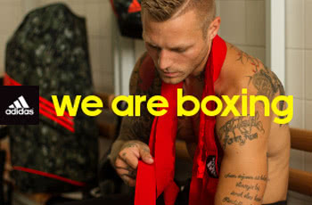 adidas Brandstore Box Boxen